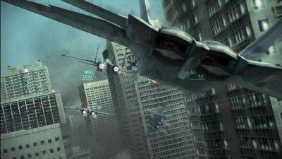 E3 2011: 'Ace Combat: Assault Horizon', trailer de acción extrema que revela el argumento