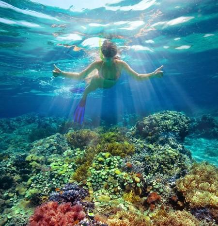 pullmantur snorkel