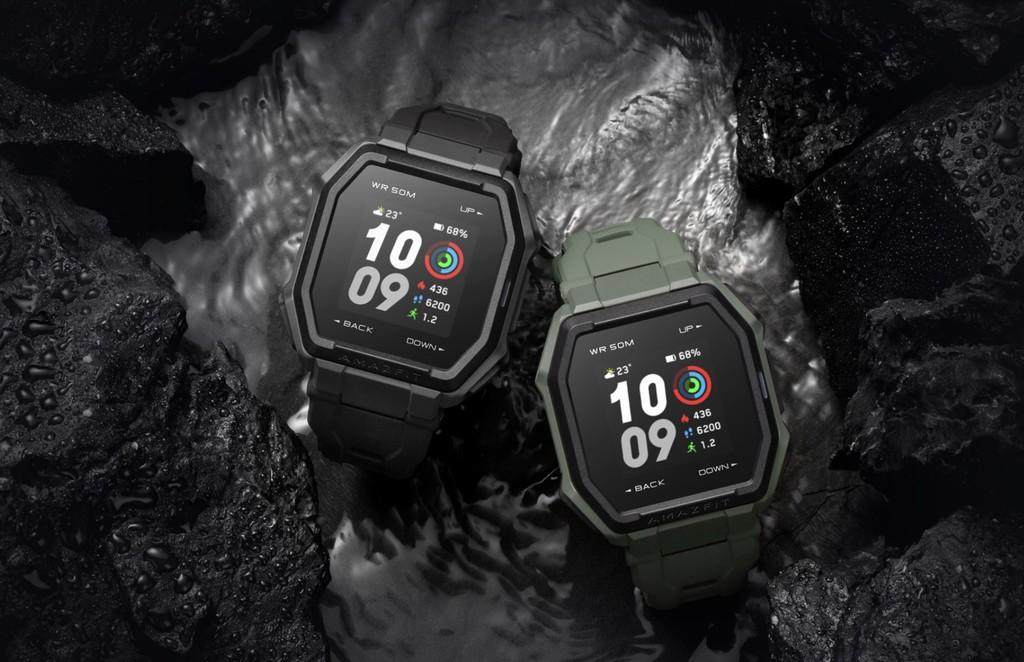 Xiaomi Amazfit Ares, 13 días de autonomía, GPS y 70 deportes distintos en uno de los relojs más resistentes de la marca