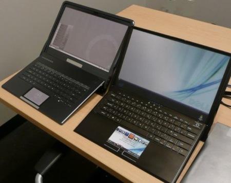 Prototipos del Dell Adamo XPS