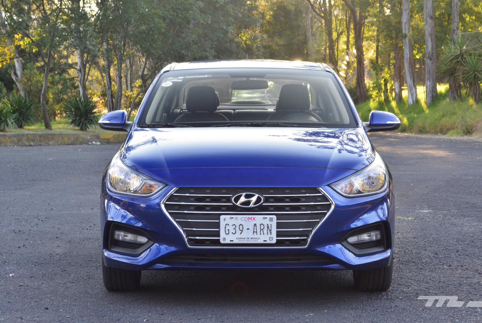 Foto de Hyundai Accent (prueba) (4/19)
