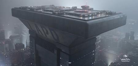 Ahora sabemos por qué 'Blade Runner 2049' tenía esa alucinante estética: no eran efectos digitales sino miniaturas