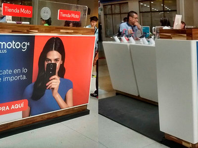 Moto abre su primera tienda oficial en Bogotá