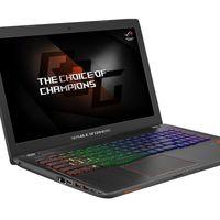 Aún puedes hacerte con el ASUS ROG Strix GL553VD-DM303T, un portátil gaming que Amazon te deja ahora por 799 euros