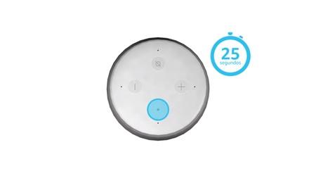 Restablecer Echo Dot