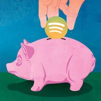 Spotify cree que terminará el año con casi 100 millones de usuarios premium e ingresando casi 7 mil millones de dólares