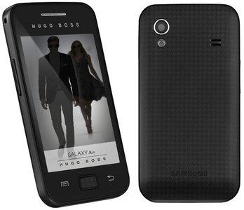 Samsung lanza Galaxy Ace edición Hugo Boss