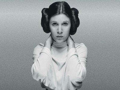 'El diario de la princesa' de Carrie Fisher se publicará en España en abril