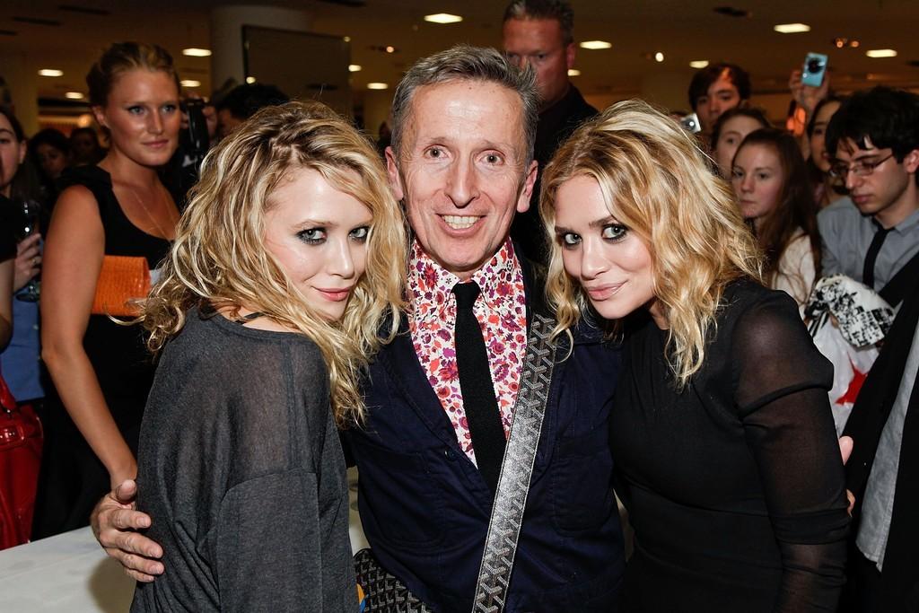 Foto de El estilo grunge por Mary-Kate y Ashley Olsen, tendencia 2009 (12/22)
