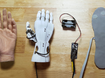 UNAM y el gobierno de la CDMX unen esfuerzos para desarrollar esta mano robótica