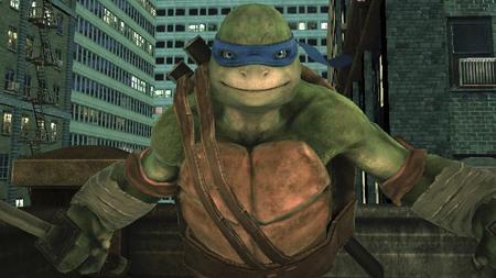 'Teenage Mutant Ninja Turtles: desde las sombras' muestra sus guantazos