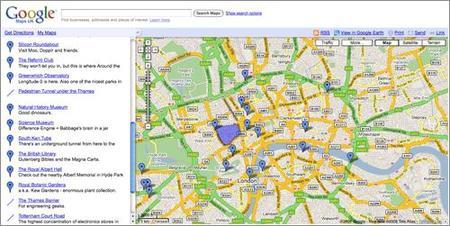 Guía geek de Londres