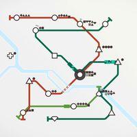 Mini Metro: el mejor simulador de redes de metro está a 0,69 euros en Google Play