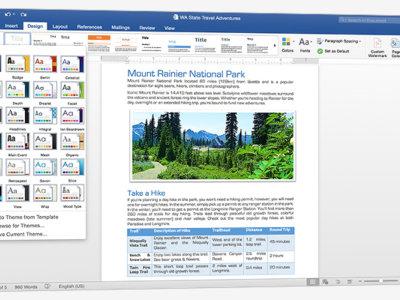 Ya puedes comprar Office 2016 para Mac sin tener que suscribirte a Office 365
