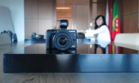 Canon Eos M3 Xataka