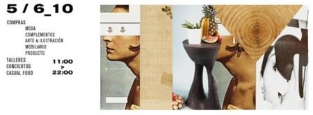 Los mejores mercadillos, outlets y pop up store: Mercado Central de Diseño
