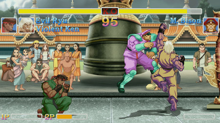 Ultra Street Fighter Ii The Final Challengers 07