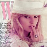 Lara Stone para W: ¿la fashion's it girl del momento?