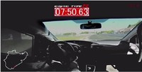 Honda Civic Type R: 7:50:63 en Nürburgring, y en vídeo