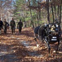 ¿Robots en el campo de batalla? Tendremos que esperar, de momento son bastante fail