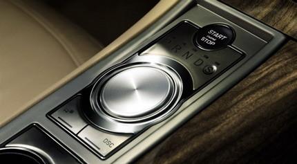 Apple ha colaborado con Jaguar en el diseño de los controles del XF