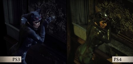 Batman Return To Arkham Catwoman