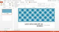 Office Web Apps termina su etapa Preview y ya está disponible para todos