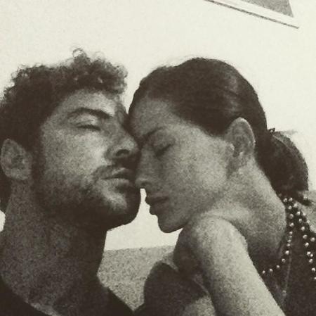 Bisbal con su 'Chini' y otros amores de pareja vía Instagram