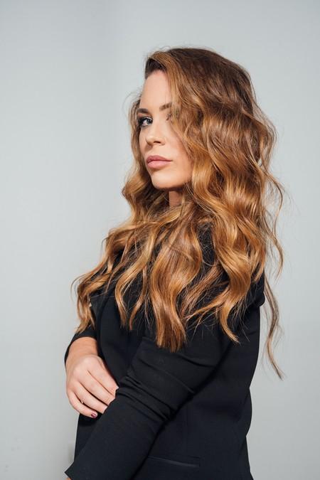 tutorial peinado navidad ondas