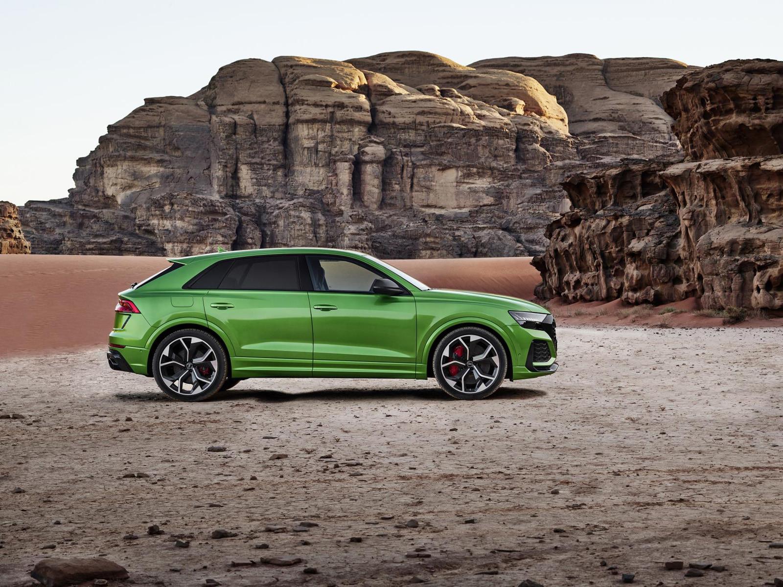 Foto de Audi RS Q8 2020 (34/47)