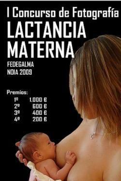Concurso de fotos de lactancia