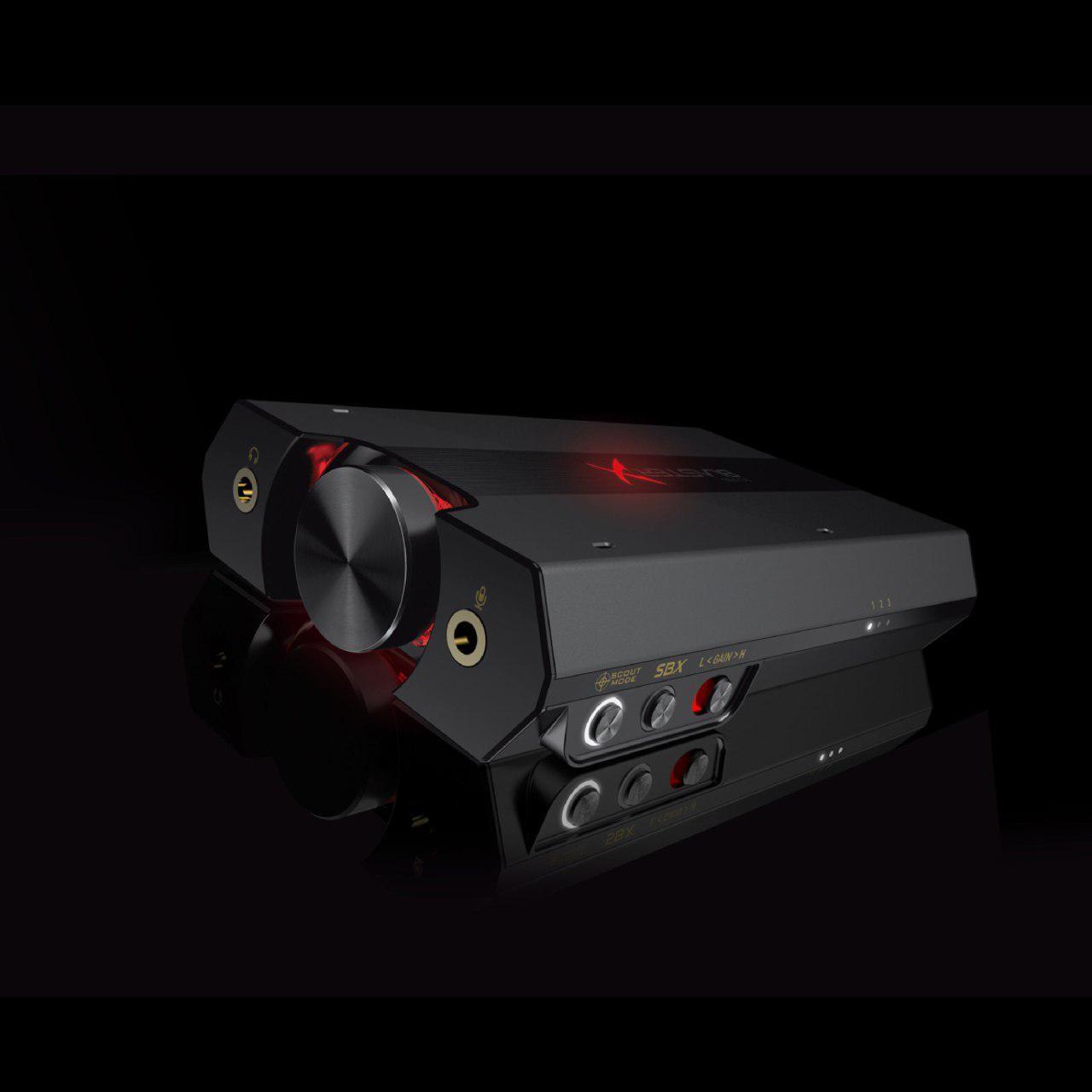 Creative presenta su nueva tarjeta de sonido externa Sound BlasterX G5: 7.1 HD