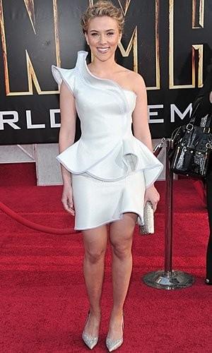 Alfombra roja en el estreno de Iron Man 2 en Hollywood: los looks de Scarlett Johansson y Gwyneth Paltrow