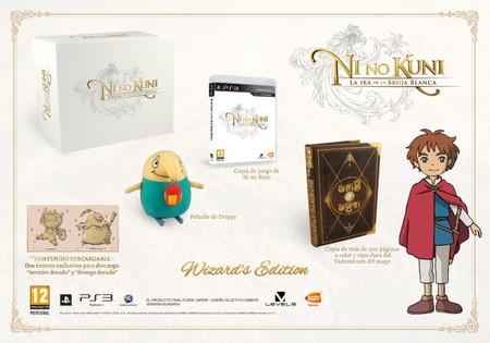 Ni No Kuni: la ira de la Bruja Blanca - Wizard's Edition