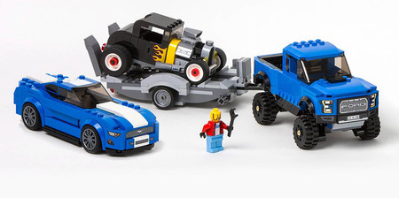 Ford Lego Speed Champions
