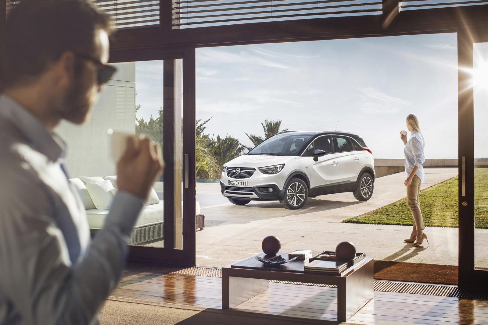Foto de Opel Crossland X (3/11)