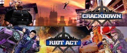 Crackdown Vs. Riot Act