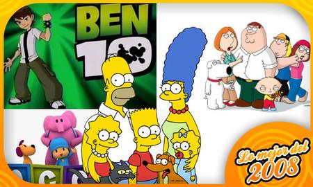 Lo mejor de 2008: Mejor serie de animación