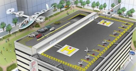 Uber tiene planes para crear un servicio urbano de trasporte aéreo