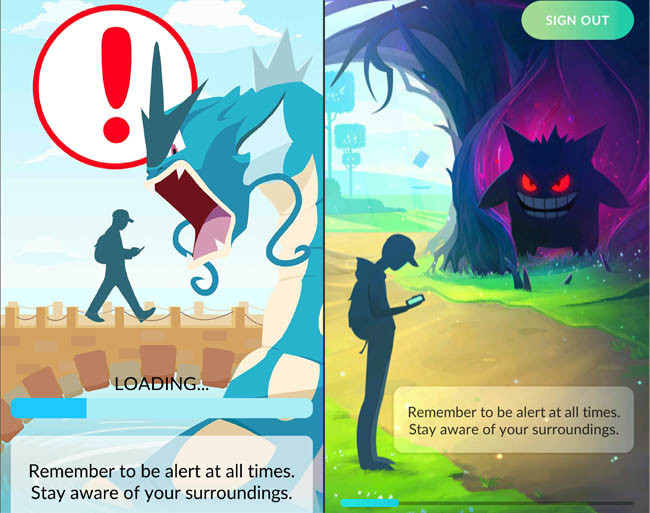 pokémon go is full of pokémon for halloween this is the first event