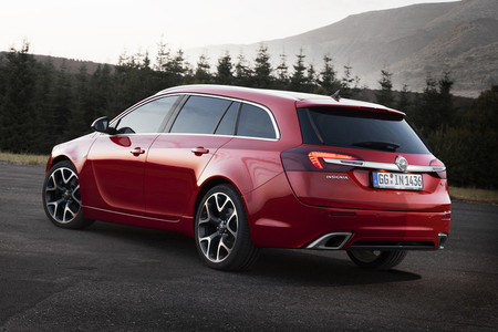 Opel Insignia Sports Tourer OPC 2014