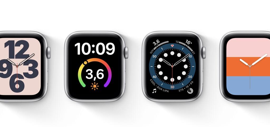 Cómo cambiar la esfera de nuestro Apple Watch según la ubicación u hora del día