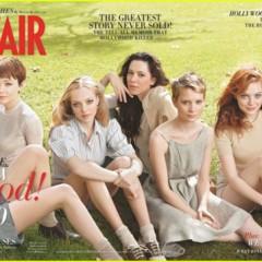 Foto 1 de 8 de la galería young-hollywood-de-vanity-fair en Poprosa