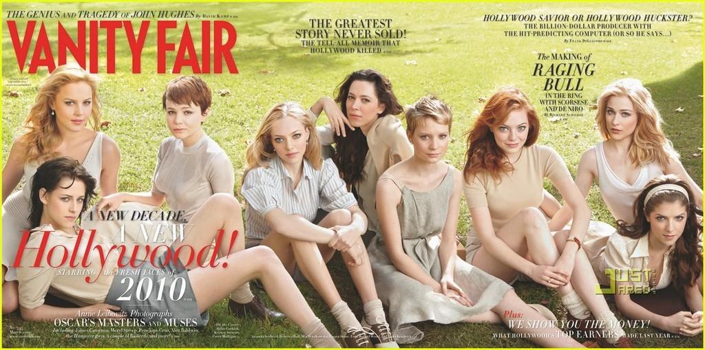 Foto de Young Hollywood de Vanity Fair (1/8)