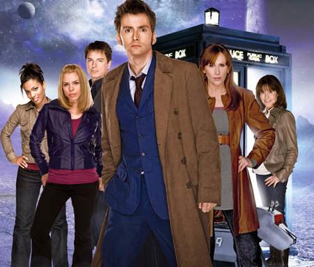 Las fuertes mujeres del universo de 'Doctor Who'