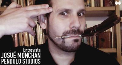 """""""Nos encantaría que nuestro siguiente proyecto fuese episódico"""". Entrevista a Josué Monchan, guionista y payaso en jefe de Pendulo Studios ('New York Crimes')"""