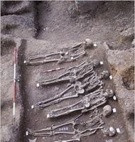 La peste negra, hace 650 años, habría sido selectiva con sus víctimas