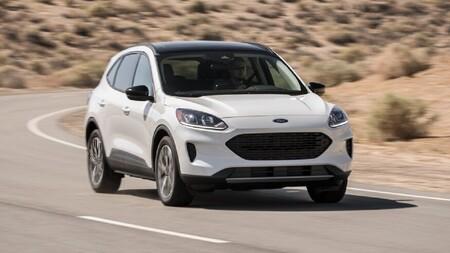 Ford Escape híbrida 2021