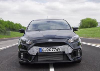 Ford Focus RS: el renacimiento de un icono y el motor que falla en Valencia
