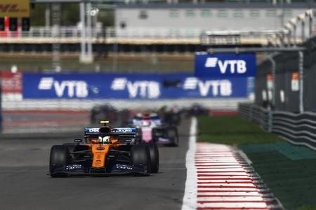 Norris Rusia F1 2019